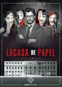 La casa de papel: Temporada 2