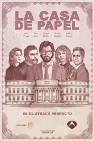 La casa de papel: 1-2 Temporada