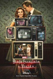 Bruja Escarlata y Visión: Temporada 1
